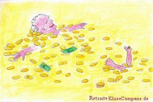 BodyScan baden in het geld