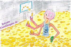 Geld laten stromen meditatie