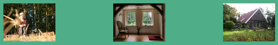 Retraite vlakbij Nederland Meditatie Mindfulness Schrijven Lezen